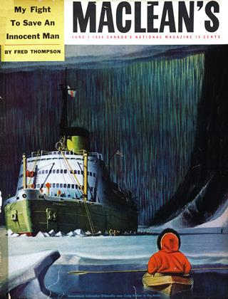 Cover for the June 1 1954 issue