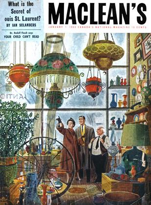 Cover for the January 1 1955 issue