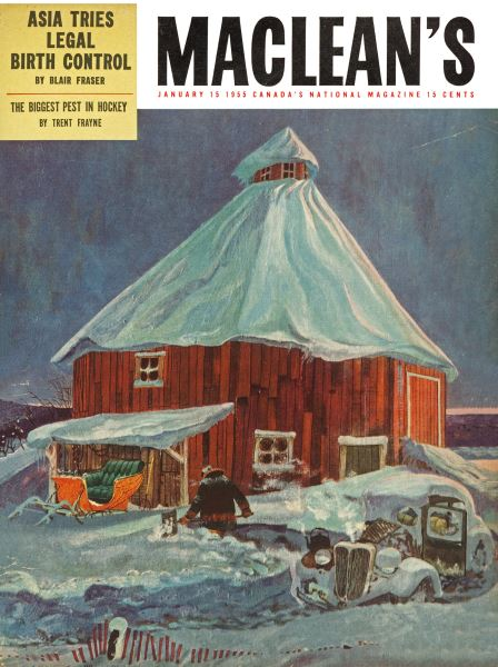 Issue: - January 1955 | Maclean's