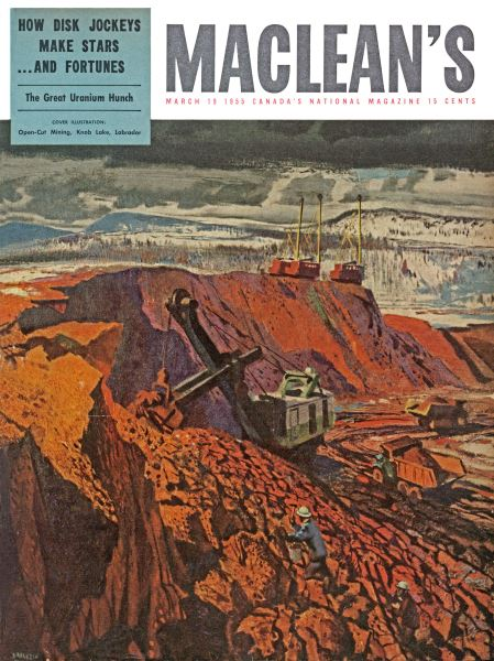Issue: - March 1955   Maclean's