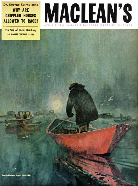 Issue: - April 1955 | Maclean's