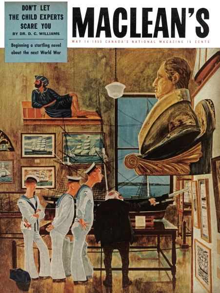 Issue: - May 1955   Maclean's