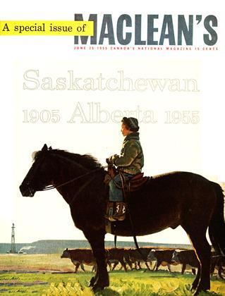 JUNE 25 1955 | Maclean's