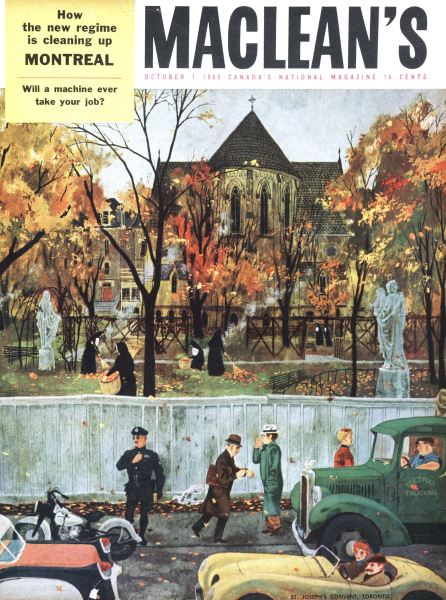 Issue: - October 1955 | Maclean's