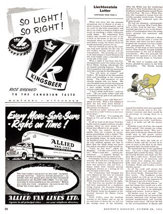 Advertisement, Page: 38 - OCTOBER 29 1955 | Maclean's