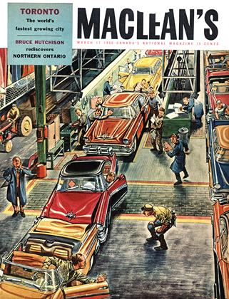 Cover for the March 17 1956 issue