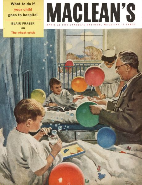 Issue: - April 1956 | Maclean's
