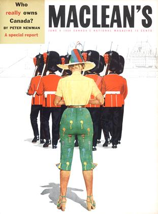 Cover for the June 9 1956 issue