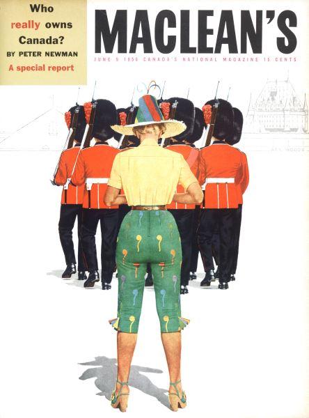Issue: - June 1956 | Maclean's