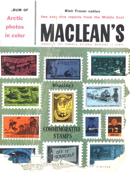 Issue: - January 1957 | Maclean's