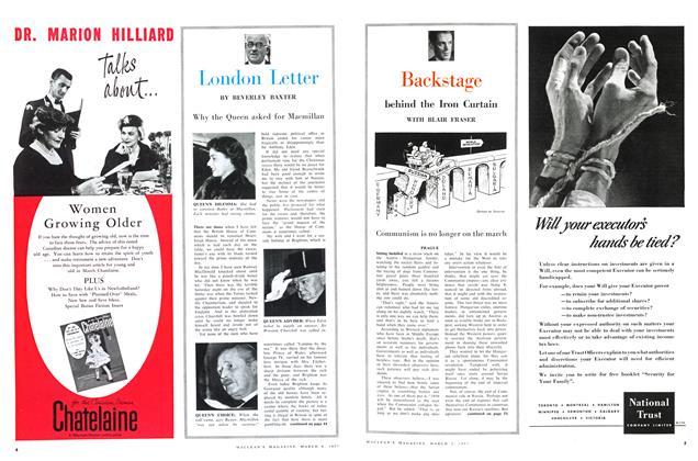 London Letter