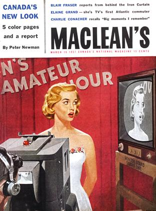 Cover for the March 16 1957 issue