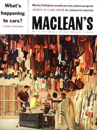 Cover for the May 25 1957 issue