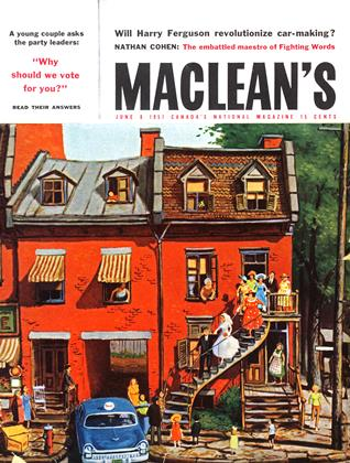 Cover for the June 8 1957 issue