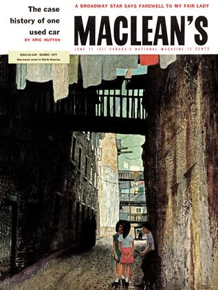 Cover for the June 22 1957 issue