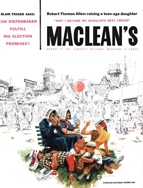 Issue: - August 1957 | Maclean's