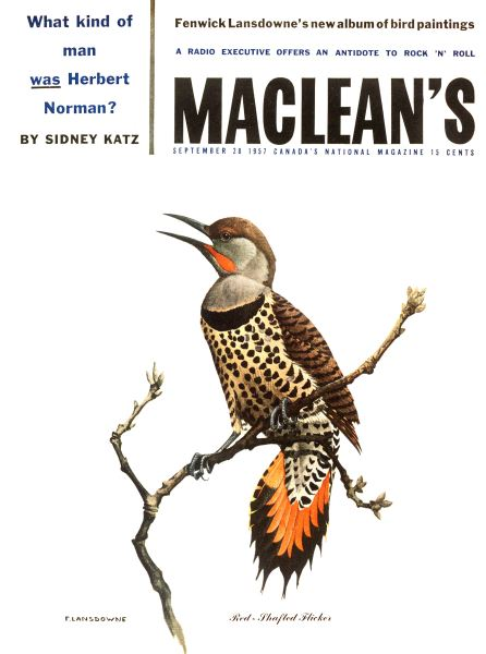 Issue: - September 1957 | Maclean's