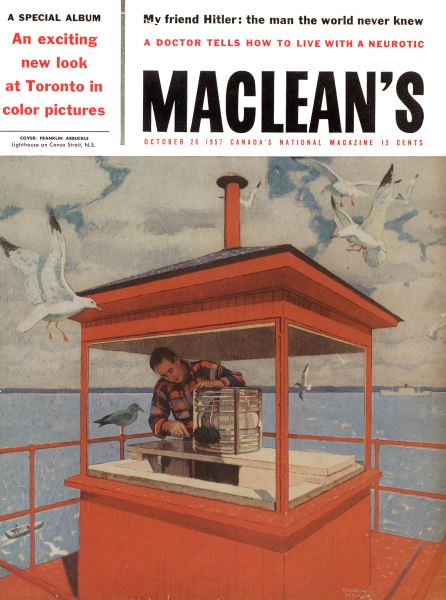 Issue: - October 1957 | Maclean's