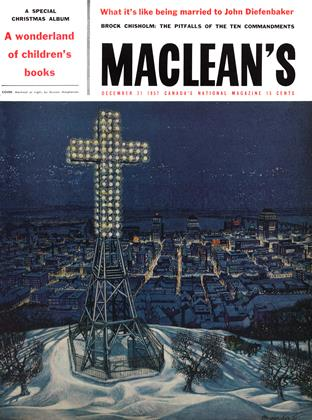 Cover for the December 21 1957 issue