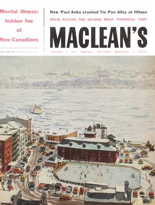 Cover for the January 4 1958 issue