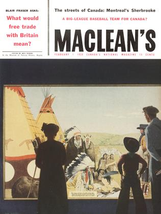 Cover for the February 1 1958 issue