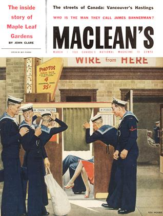 Cover for the March 1 1958 issue