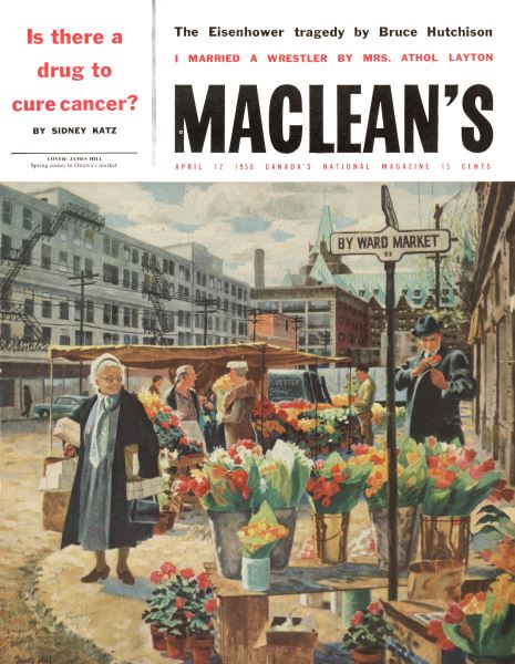 Issue: - April 1958 | Maclean's