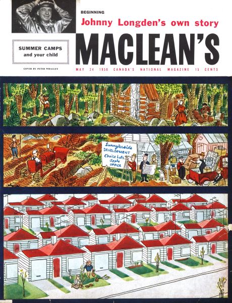 Issue: - May 1958 | Maclean's