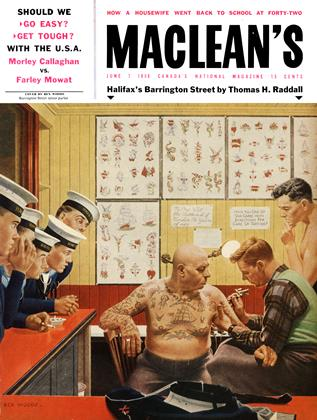 Cover for the June 7 1958 issue