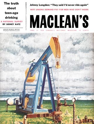 Cover for the June 21 1958 issue