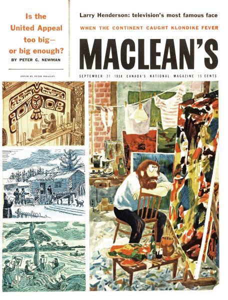 Issue: - September 1958 | Maclean's