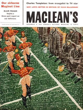Cover for the November 8 1958 issue
