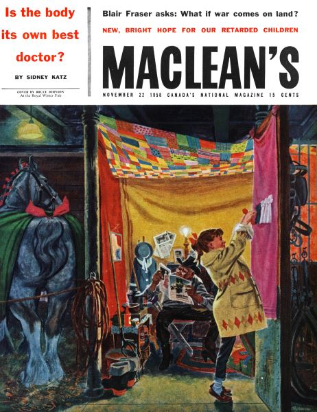 Issue: - November 1958 | Maclean's