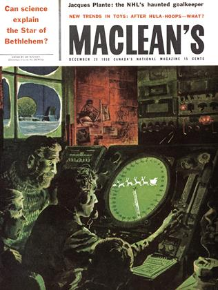 Cover for the December 20 1958 issue