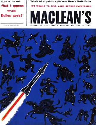 Cover for the January 17 1959 issue