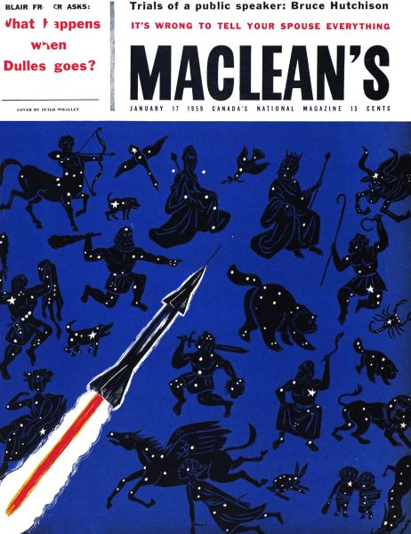 Issue: - January 1959 | Maclean's