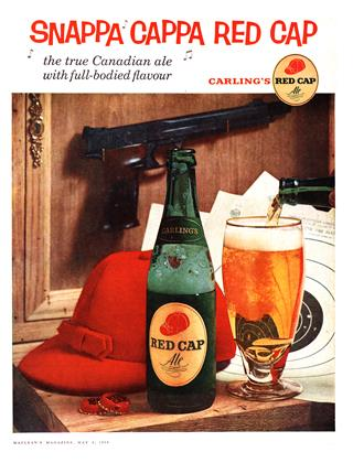 Advertisement, Page: 101 - MAY 9 1959 | Maclean's