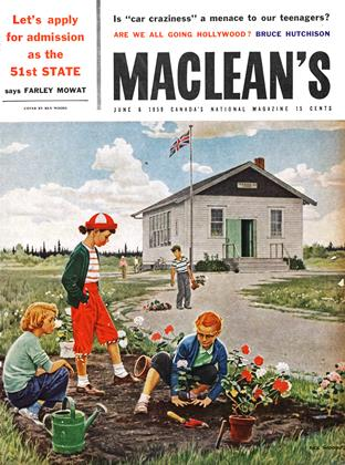 Cover for the June 6 1959 issue