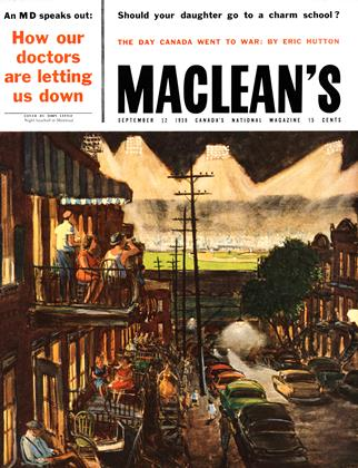 Cover for the September 12 1959 issue