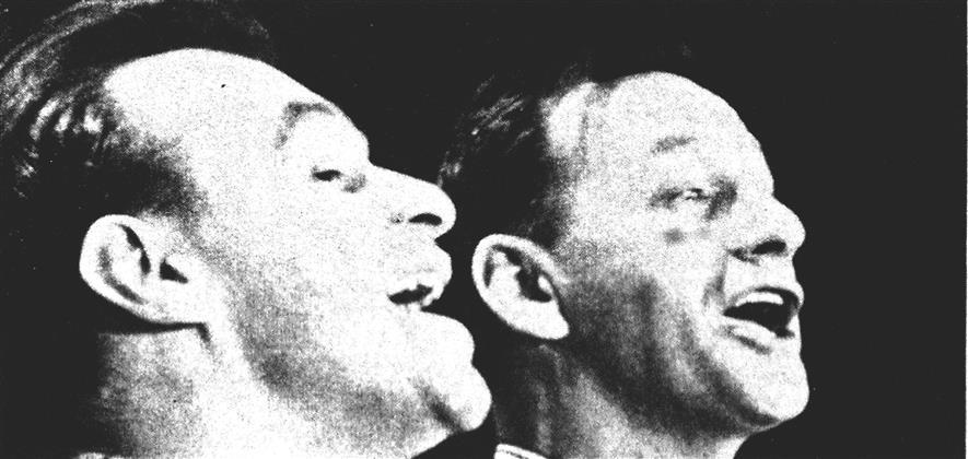 Television Wayne And Shuster