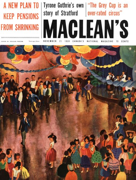 Issue: - November 1959 | Maclean's