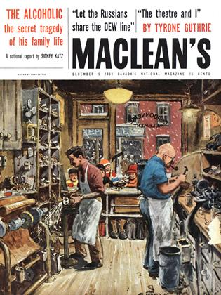 Cover for the December 5 1959 issue