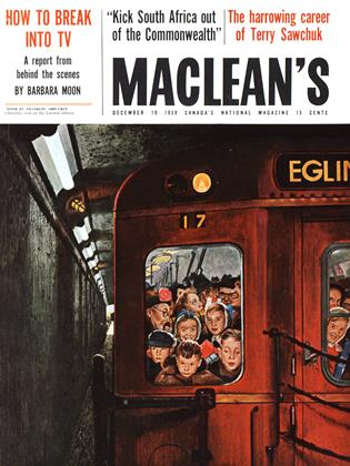 Cover for the December 19 1959 issue