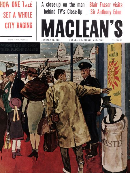 Issue: - January 1960 | Maclean's