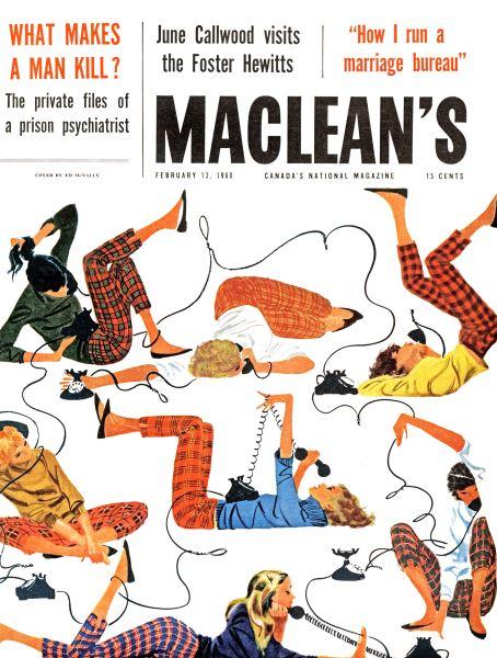 Issue: - February 1960 | Maclean's