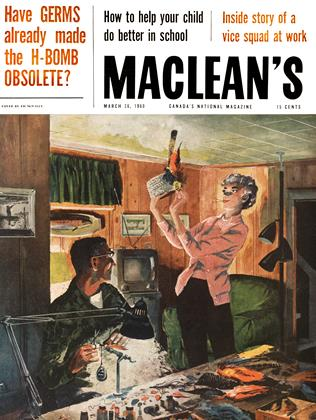 Cover for the March 26 1960 issue