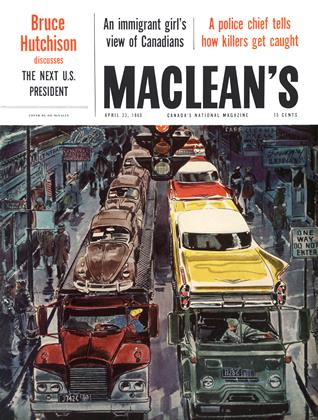 Cover for the April 23 1960 issue