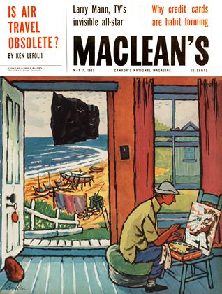 Cover for the May 7 1960 issue