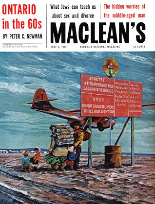 Cover for the June 4 1960 issue