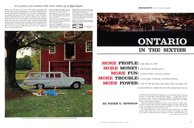ONTARIO IN THE SIXTIES